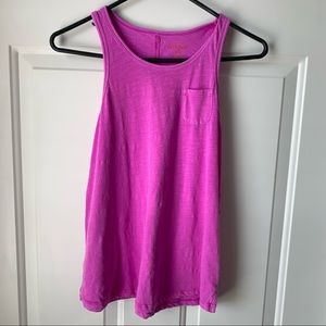 Cat & Jack Purple Tank Top Girls 10/12